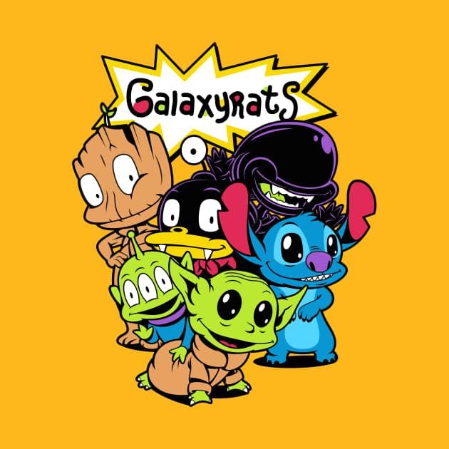 Galaxyrats