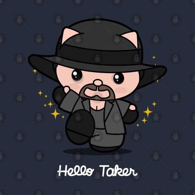 Hello Taker