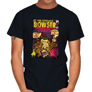 IS HE BOTH? Bowser T-Shirt