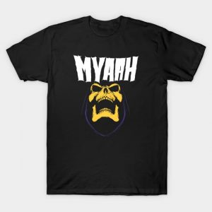 MYAAH - Skeletor T-Shirt