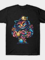 Mysterious Spade T-Shirt