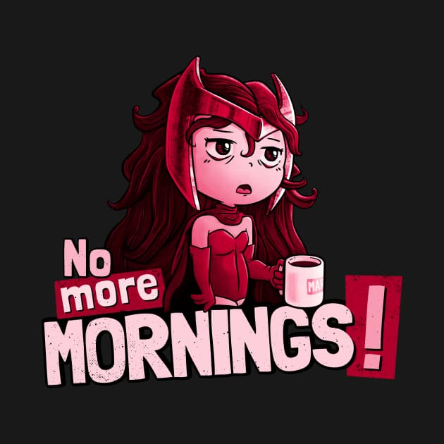 No More Mornings