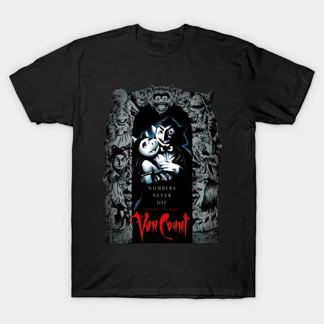 Count Von Count T-Shirt