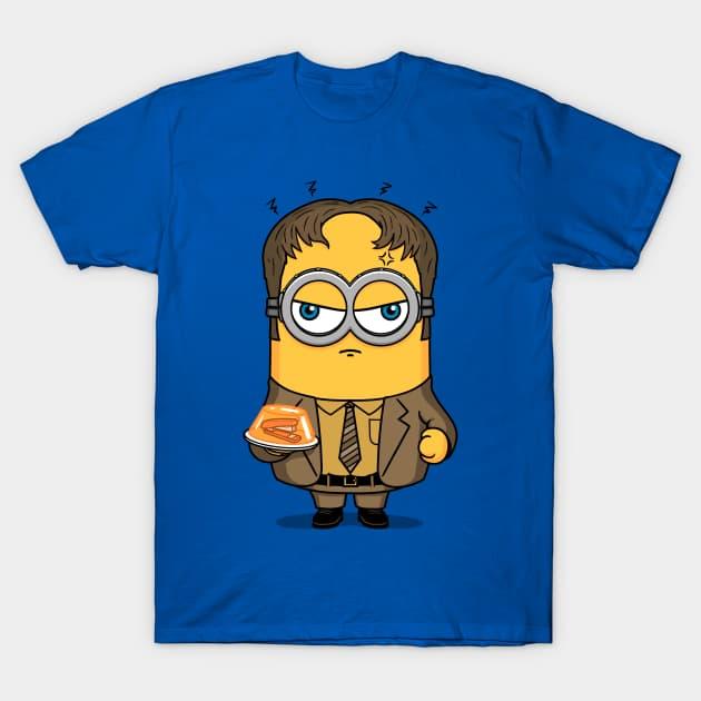 Office Worker! Dwight Schrute T-Shirt