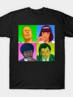 PoPart Fiction T-Shirt