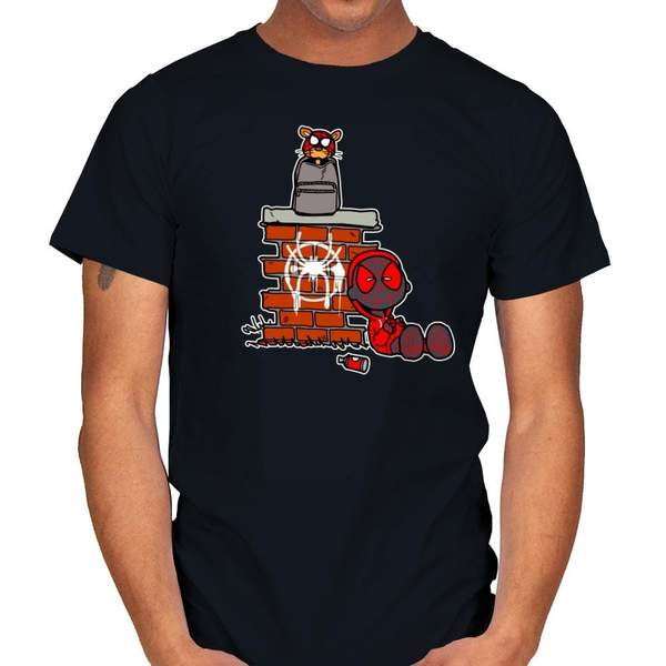 SPIDER-NUTS T-Shirt
