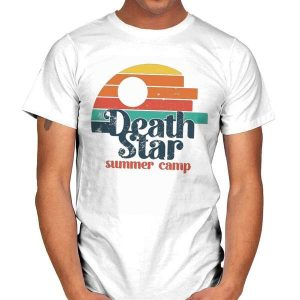 DEATH STAR SUMMER CAMP T-Shirt