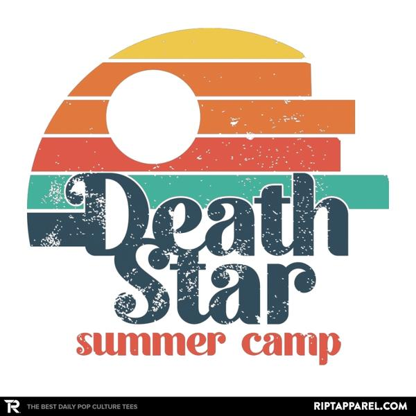 DEATH STAR SUMMER CAMP