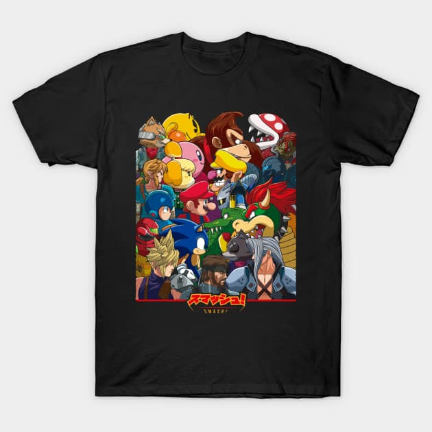 Smash! 2.0 T-Shirt