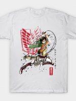 Soldier Eren T-Shirt