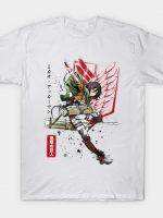 Soldier Mikasa T-Shirt
