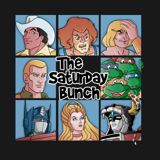 THE SATURDAY BUNCH
