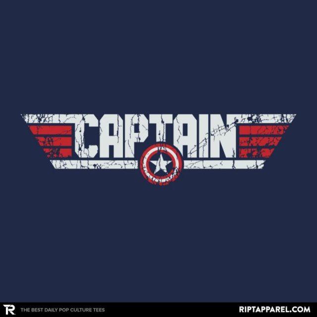 TOP CAPTAIN