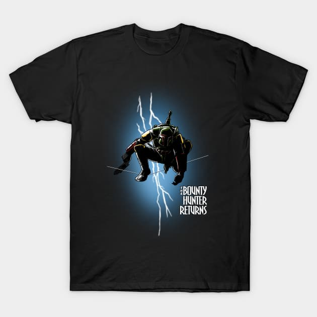 The Bounty Hunter Returns T-Shirt