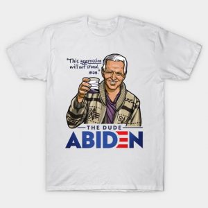 The Dude Abiden T-Shirt