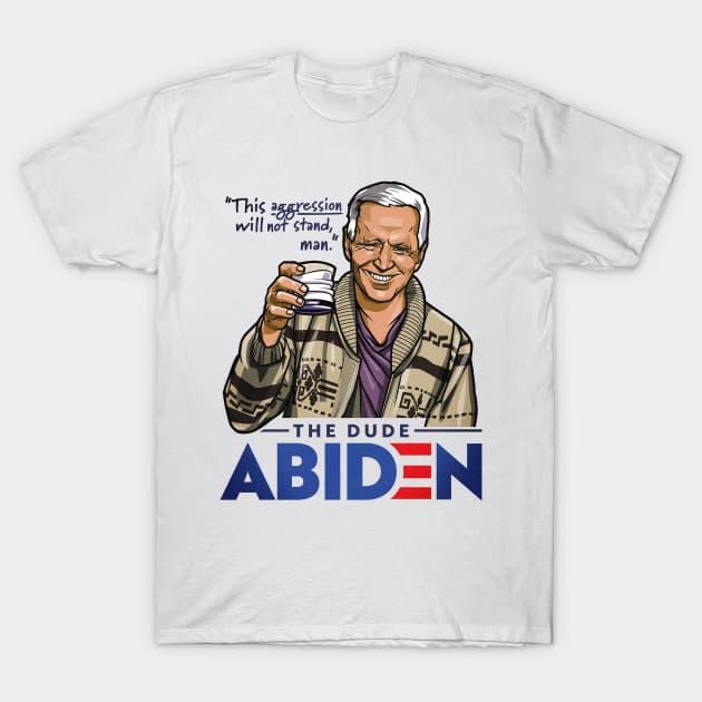 The Dude Abiden T-Shirt