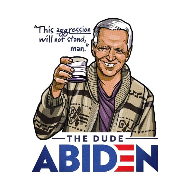 The Dude Abiden