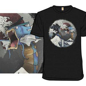 The Great Dragon Gyarados T-Shirt