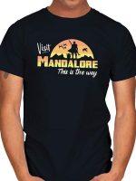 VISIT MANDALORE T-Shirt
