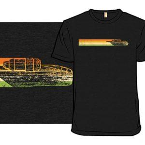 Vintage Razor T-Shirt
