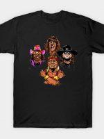 Wrestlers Rhapsody T-Shirt