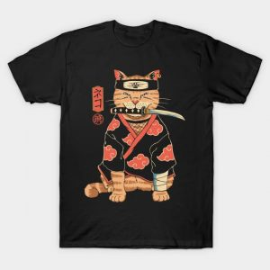 A Cat Suki - Naruto T-Shirt