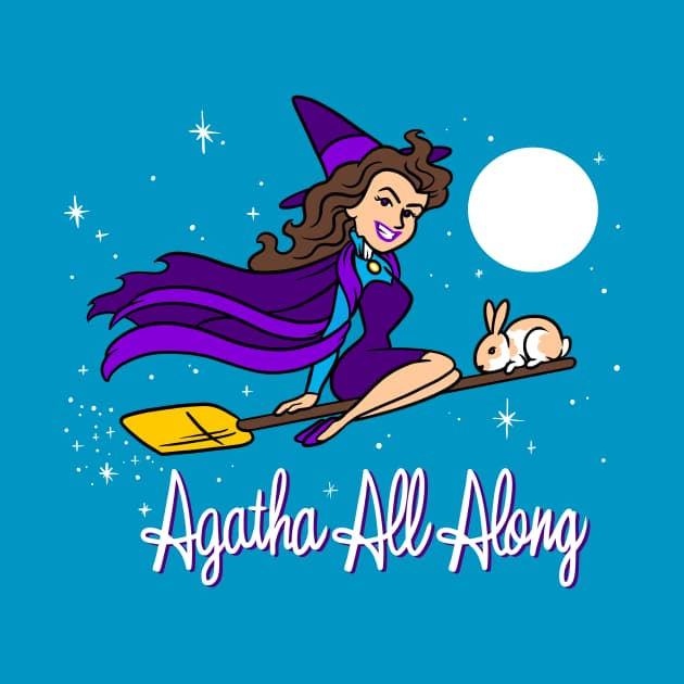 Agatha All Along