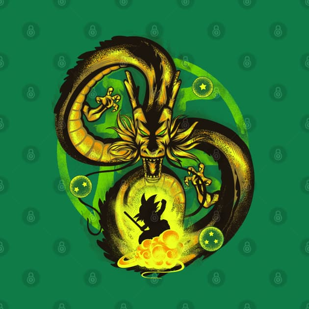 Attack of Shenron 4