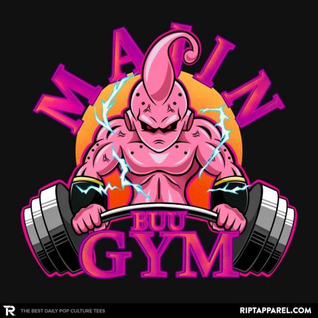 Majin Buu Gym