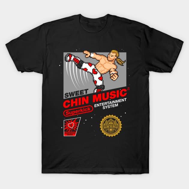 Shawn Michaels T-Shirt