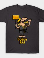 Cobra Kai Pizza T-Shirt
