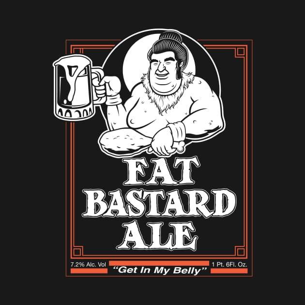 Fat Bastard Ale