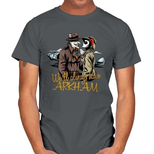 Harley Quinn/Joker T-Shirt