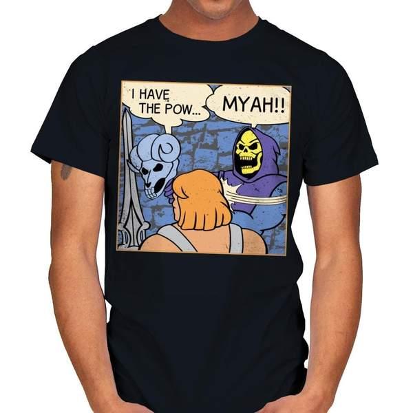 He-Man/Skeletor T-Shirt