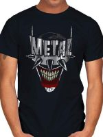 HEAVY METAL BAT LAUGHS T-Shirt