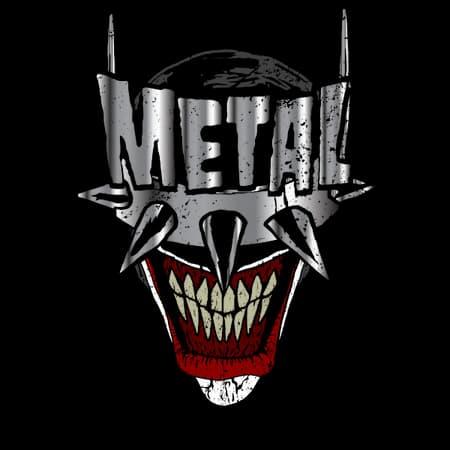 HEAVY METAL BAT LAUGHS