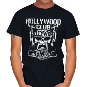 HOLLYWOOD CLUB T-Shirt
