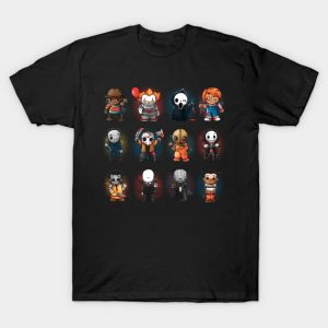 Horror Guys T-Shirt
