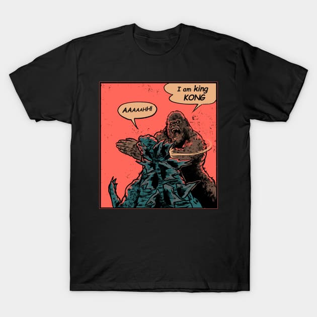 Godzilla vs. Kong T-Shirt