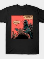 I am King of Monsters T-Shirt