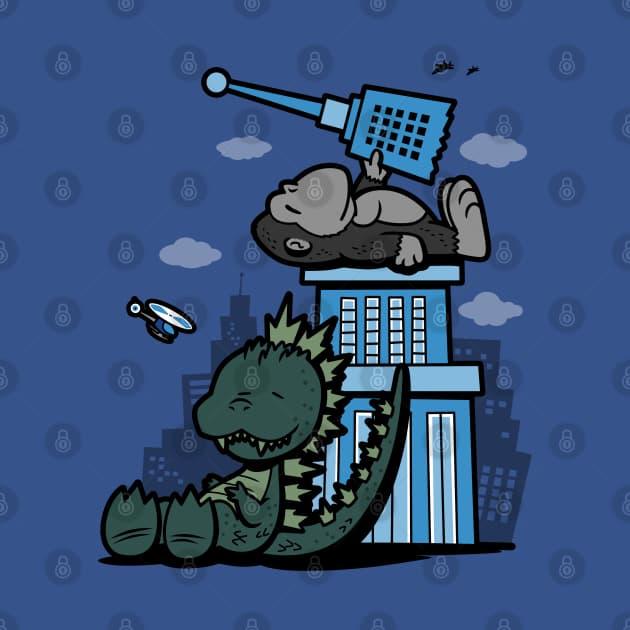 Kaiju Nuts