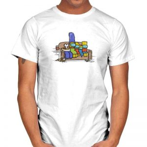 Among Us/Simpsons T-Shirt