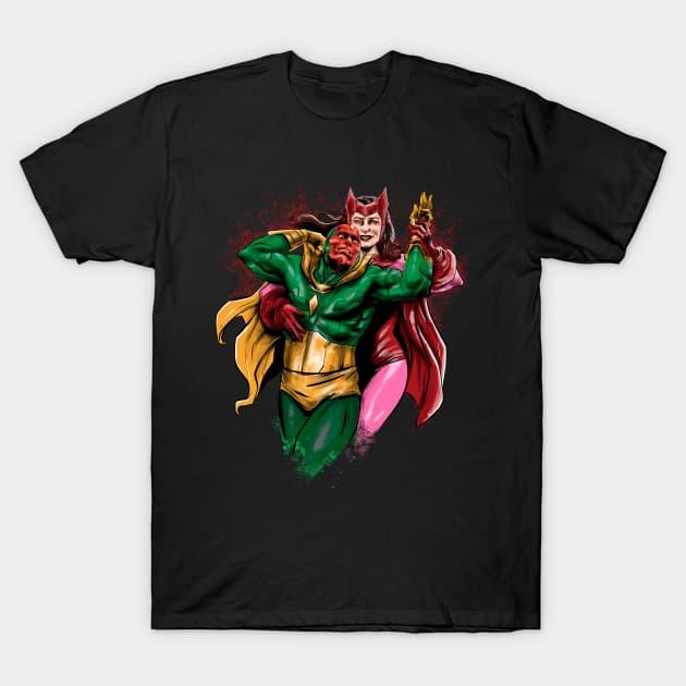 Magic Couple T-Shirt