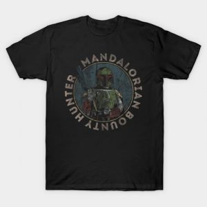 Mandalorian Bounty Hunter T-Shirt