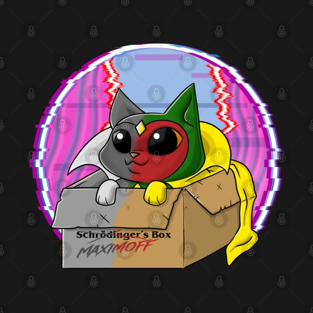 Maximoff´s Box BN