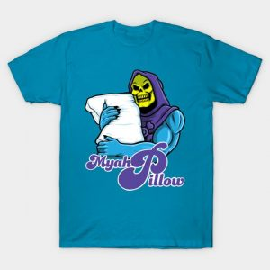 MyahPillow Skeletor T-Shirt