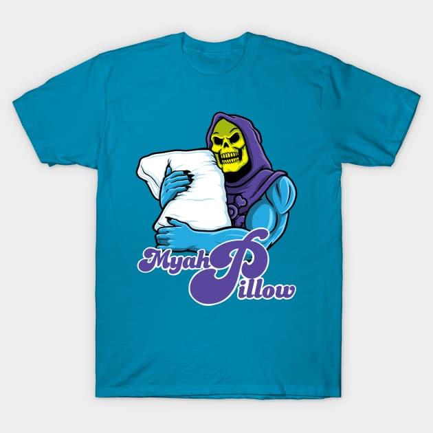 MyahPillow Skeletor T-Shirt