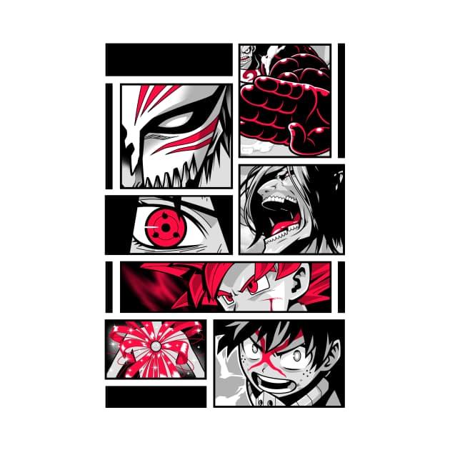 Red Full Power