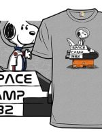 Space Camp '82 T-Shirt