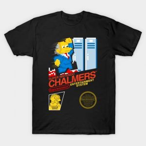 Super Nintendo Chalmers T-Shirt